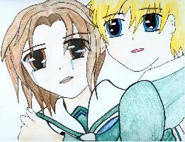 T.K. and Kari
