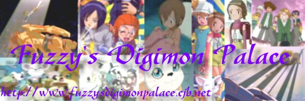Go to Fuzzy's Digimon Palace